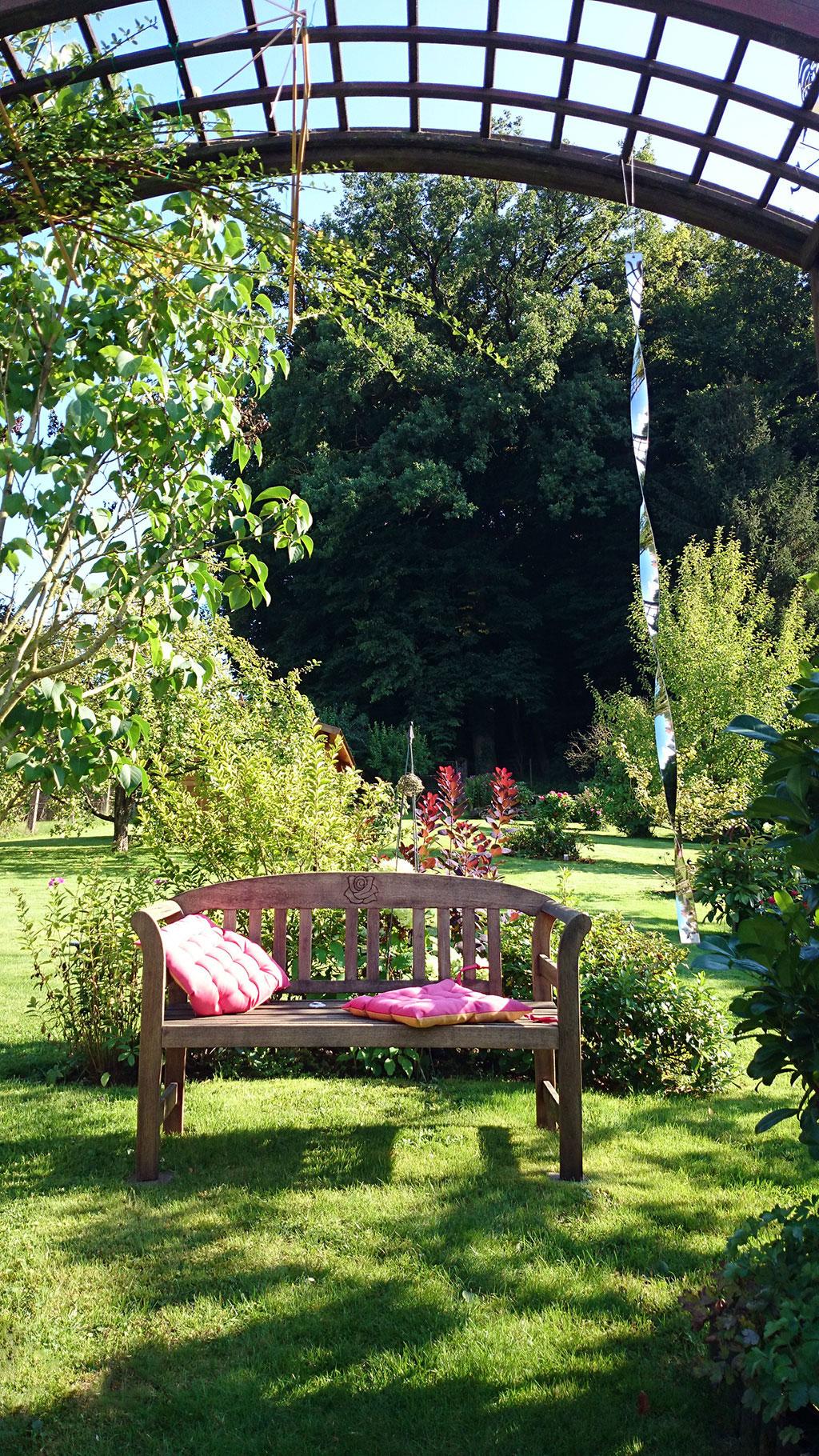 Gartentr ume for Gartengestaltung verwunschen